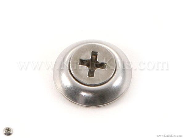 Bolt Base No 8 A2 Stainless Steel Cup Washers Countersunk screw Finishing Washer 10 Pack