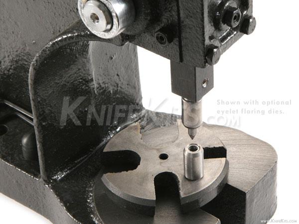 CKK Rivet/Eyelet Flaring Press - Master Series - (For Sheath