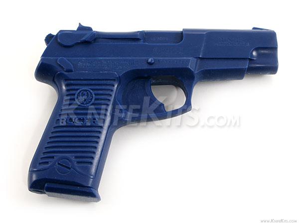 Bluegun® - Holster Molding Prop - For RUGER P90 | Knife
