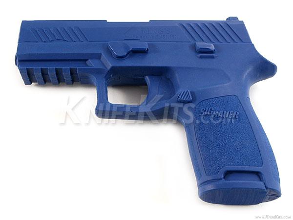 Bluegun® - Holster Molding Prop - for SIG P320 Compact | Knife