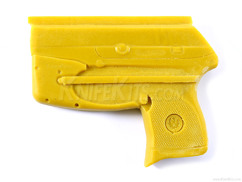 Cook's Gun Molds - Holster Molding Prop - for Ruger LCP (w