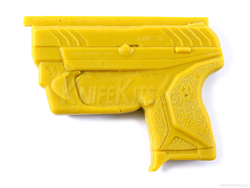 Cook's Molds - Holster Molding Prop - for Ruger LCP II (w
