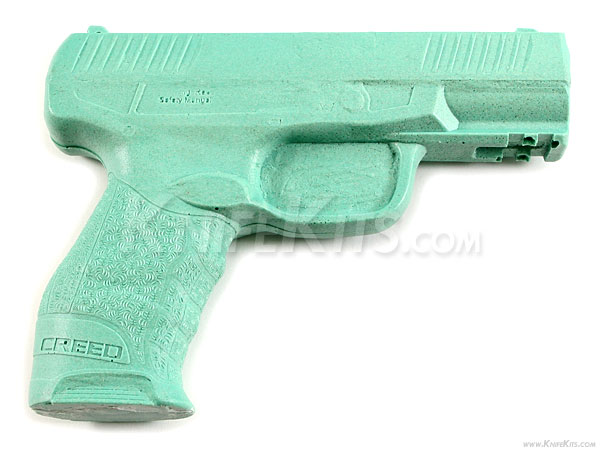 HolsterMolds™ - Holster Molding Prop - for Walther Creed
