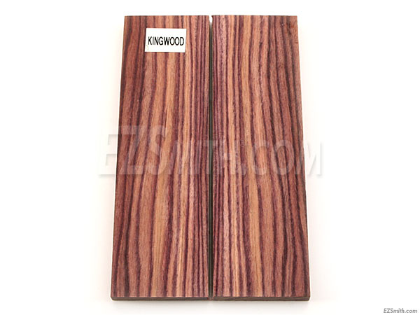 Kingwood - Scales - (Presentation Grade) - Natural - (5 x 1