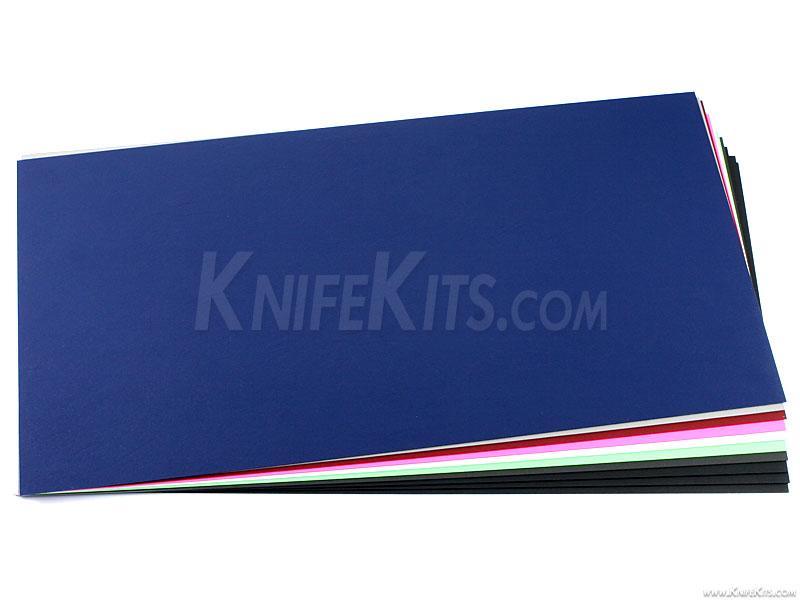 KYDEX® Sheet - Color Value Pack 1 - ( 060) | Knife Making