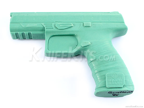Multi Mold® - Holster Molding Prop - for Beretta APX   Knife Making