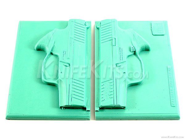 Multi Mold® - Holster Molding Prop - for Walther PPS (GEN 2